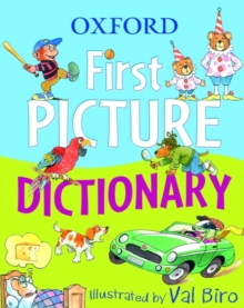 Oxford First Picture Dictionary, Paperback Book