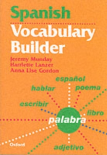 Spanish Vocabulary Builder, Paperback Book