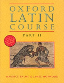 Oxford Latin Course: Part II: Student's Book, Paperback Book