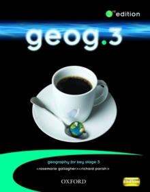 Geog.3: Students' Book, Paperback Book