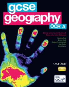 GCSE Geography for OCR A Student Book, Paperback Book