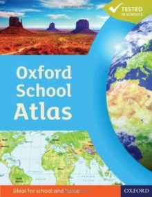 Oxford School Atlas, Paperback Book