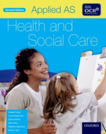 Applied as Health & Social Care Student Book for OCR, Paperback Book
