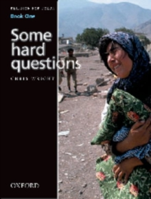 Religion for Today Book 1: Some Hard Questions, Paperback Book