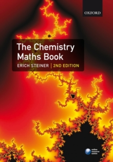 The Chemistry Maths Book, Paperback Book