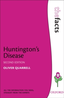 Huntington's Disease, Paperback Book