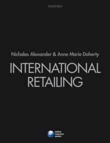 International Retailing, Paperback Book