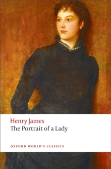 The Portrait of a Lady, Paperback Book