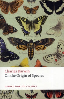 On the Origin of Species, Paperback / softback Book