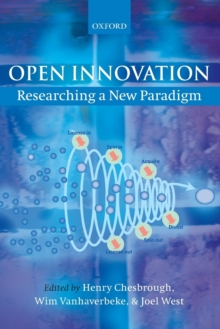Open Innovation : Researching a New Paradigm, Paperback Book