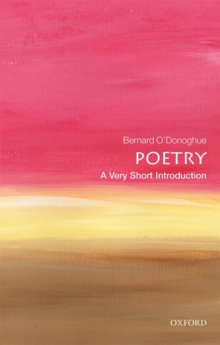 Poetry: A Very Short Introduction, Paperback / softback Book