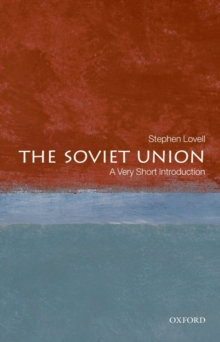 The Soviet Union: A Very Short Introduction, Paperback Book