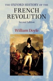 The Oxford History of the French Revolution, Paperback Book