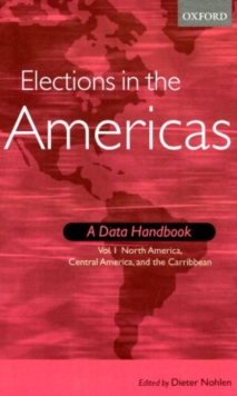 Elections in the Americas : A Data Handbook, Multiple copy pack Book