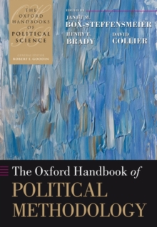 The Oxford Handbook of Political Methodology, Hardback Book