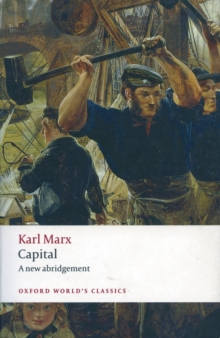 Capital : An Abridged Edition, Paperback Book
