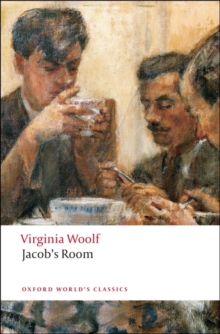 Jacob's Room, Paperback Book