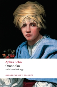 Oroonoko and Other Writings, Paperback Book