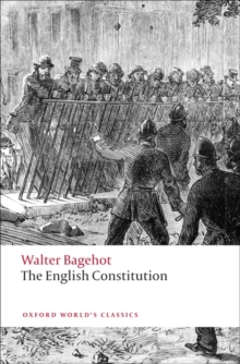 The English Constitution, Paperback / softback Book