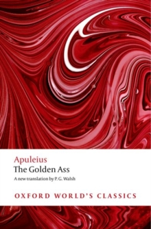 The Golden Ass, Paperback Book