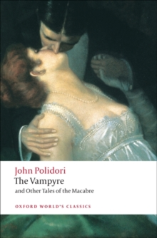 The Vampyre and Other Tales of the Macabre, Paperback Book