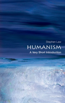 Humanism: A Very Short Introduction, Paperback / softback Book