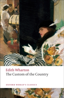 The Custom of the Country, Paperback Book
