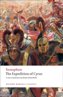 The Expedition of Cyrus, Paperback Book