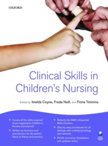 Clinical Skills in Children's Nursing, Paperback Book