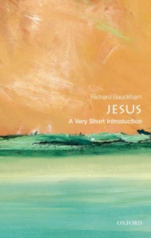 Jesus: A Very Short Introduction, Paperback Book