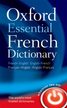 Oxford Essential French Dictionary, Paperback Book