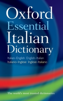 Oxford Essential Italian Dictionary, Paperback Book