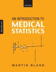 An Introduction to Medical Statistics, Paperback Book