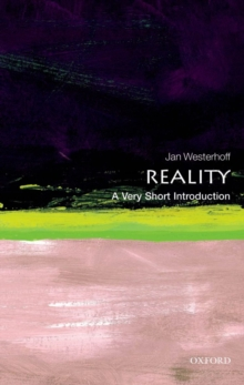 Reality: A Very Short Introduction, Paperback Book