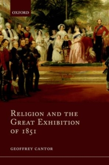 Religion and the Great Exhibition of 1851, Hardback Book