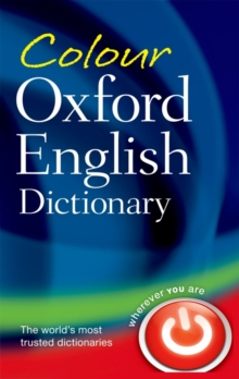 Colour Oxford English Dictionary, Paperback Book
