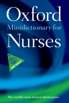 Minidictionary for Nurses, Paperback Book