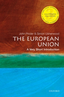The European Union: A Very Short Introduction, Paperback Book