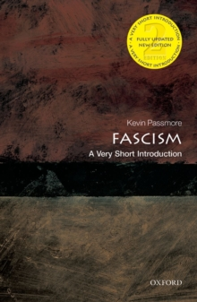 Fascism: A Very Short Introduction, Paperback / softback Book