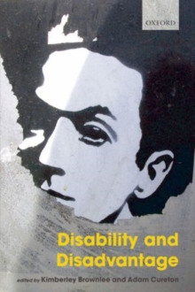 Disability and Disadvantage, Paperback / softback Book