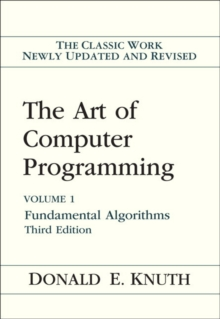 The Art of Computer Programming : Volume 1: Fundamental Algorithms, Hardback Book