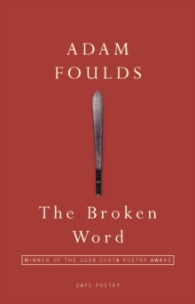 The Broken Word, Paperback Book
