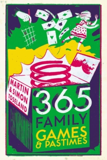 365 Family Games and Pastimes, Paperback Book