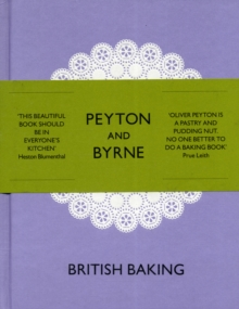 British Baking, Hardback Book