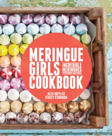 Meringue Girls Cookbook, Hardback Book