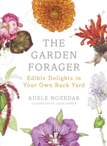The Garden Forager : Edible Delights in Your Own Back Yard, Hardback Book