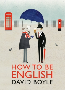 How to be English, Hardback Book