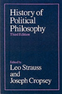 History of Political Philosophy, Paperback / softback Book