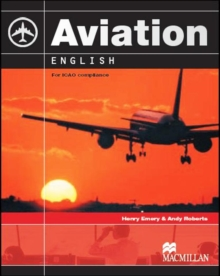 Aviation English Pack (Student's Book's, CD-ROM and Dictionary CD-ROM), Mixed media product Book