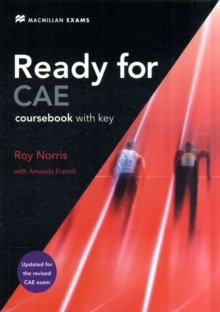 Ready for CAE C1 - Student Book + Key, Paperback Book